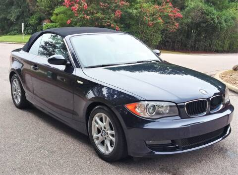 2009 BMW 1 Series for sale at Weaver Motorsports Inc in Raleigh NC