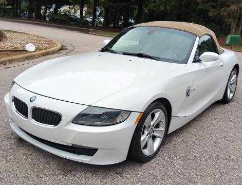 2006 BMW Z4 for sale at Weaver Motorsports Inc in Raleigh NC