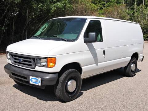 2004 Ford E-Series Cargo for sale at Weaver Motorsports Inc in Raleigh NC