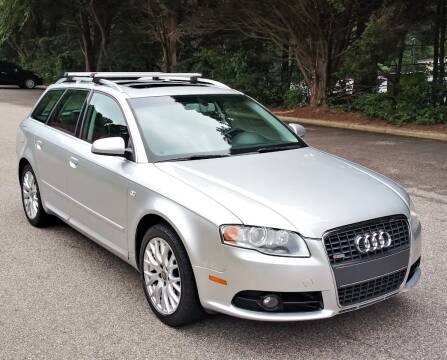 2008 Audi A4 for sale at Weaver Motorsports Inc in Raleigh NC