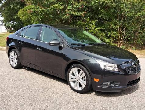2014 Chevrolet Cruze for sale at Weaver Motorsports Inc in Raleigh NC