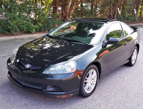 2006 Acura RSX for sale at Weaver Motorsports Inc in Raleigh NC