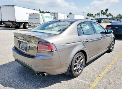 2008 Acura TL for sale at Weaver Motorsports Inc in Raleigh NC