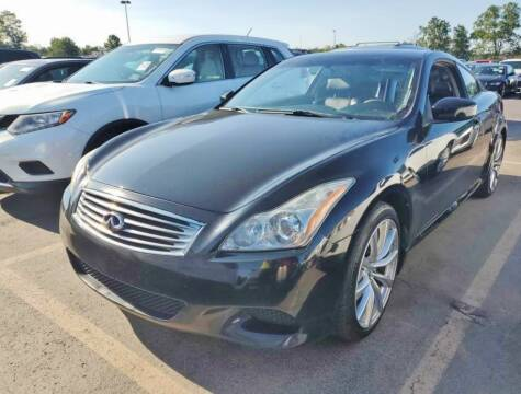 2008 Infiniti G37 for sale at Weaver Motorsports Inc in Raleigh NC