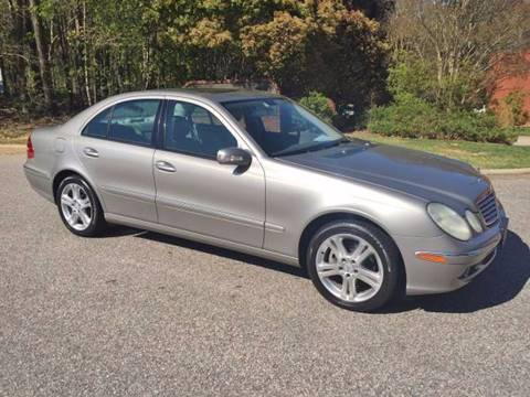 2006 Mercedes-Benz E-Class for sale in Raleigh, NC