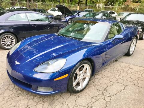 2005 Chevrolet Corvette for sale at Weaver Motorsports Inc in Raleigh NC