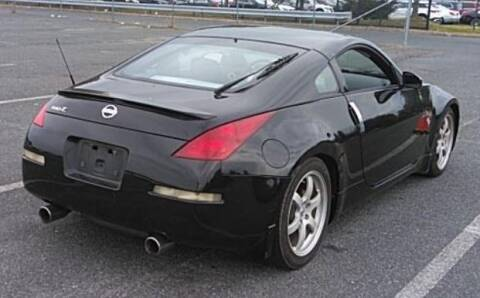 2003 Nissan 350Z for sale at Weaver Motorsports Inc in Raleigh NC