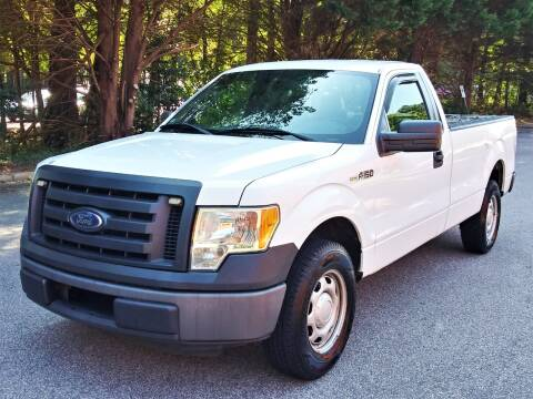 2011 Ford F-150 for sale at Weaver Motorsports Inc in Raleigh NC