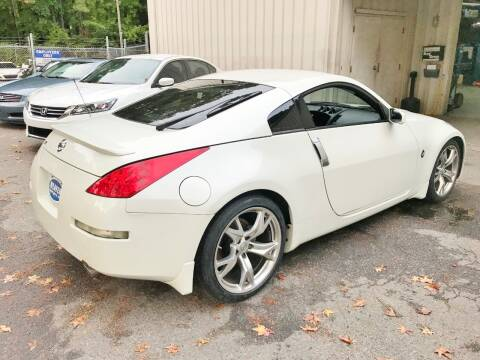 2008 Nissan 350Z for sale at Weaver Motorsports Inc in Raleigh NC