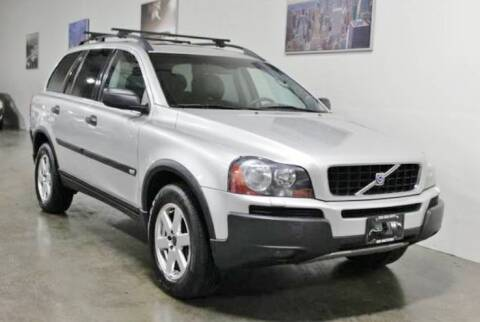 2004 Volvo XC90 for sale at Weaver Motorsports Inc in Raleigh NC