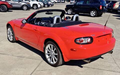 2008 Mazda MX-5 Miata for sale at Weaver Motorsports Inc in Raleigh NC