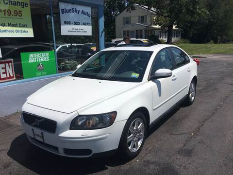 2007 Volvo S40 for sale at Bluesky Auto BB in Bound Brook NJ