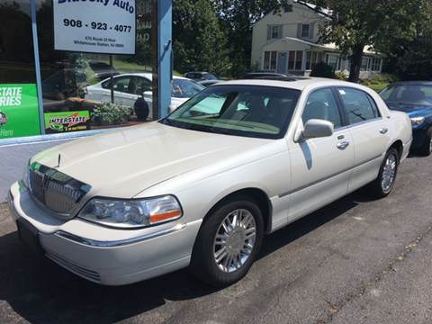 2007 Lincoln Town Car for sale at Bluesky Auto in Bound Brook NJ