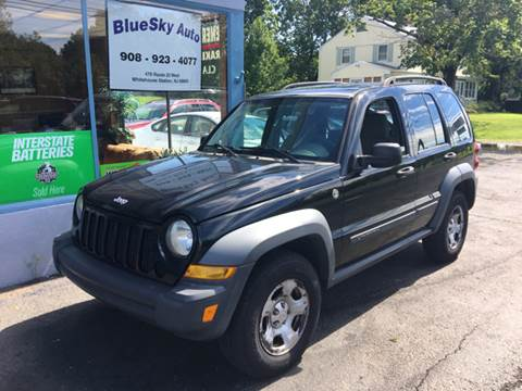 2007 Jeep Liberty for sale in Bound Brook, NJ
