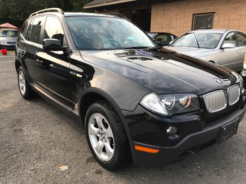 2007 BMW X3 for sale in Bound Brook, NJ
