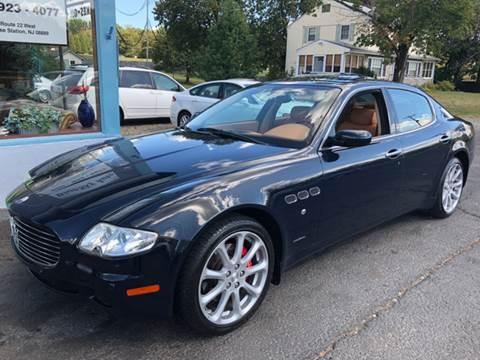 2006 Maserati Quattroporte for sale in Whitehouse Station, NJ