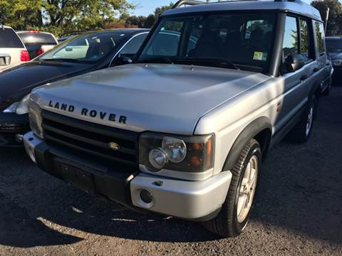 2004 Land Rover Discovery for sale in Bound Brook, NJ