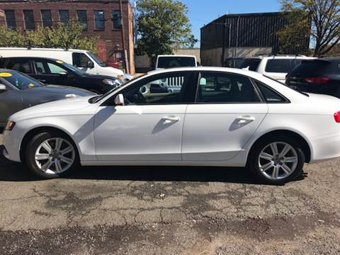 2011 Audi A4 for sale at Bluesky Auto in Bound Brook NJ