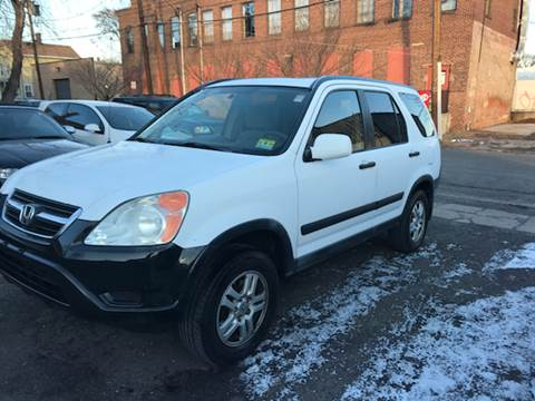 2002 Honda CR-V for sale at Bluesky Auto in Bound Brook NJ