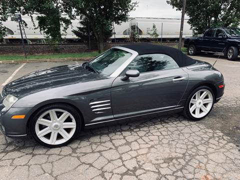 Crossfire For Sale >> 2005 Chrysler Crossfire For Sale In Bound Brook Nj