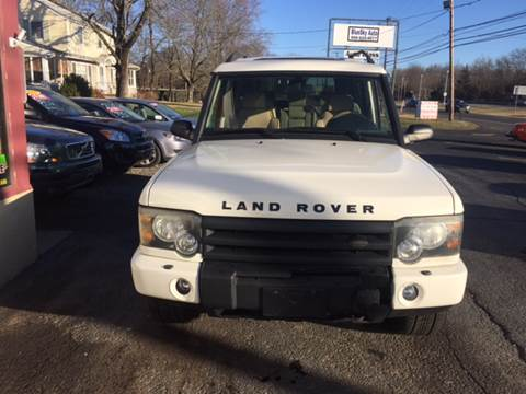 2003 Land Rover Discovery for sale in Whitehouse Station, NJ