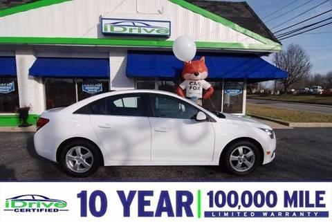 2014 Chevrolet Cruze for sale in Vineland, NJ