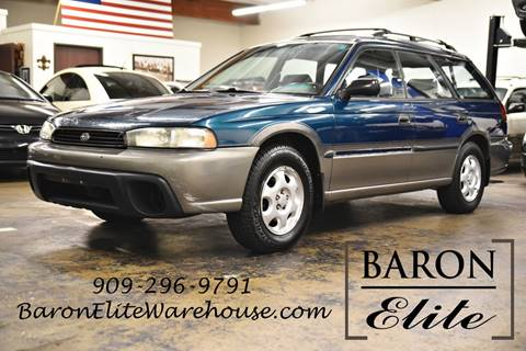 1997 Subaru Legacy for sale in Upland, CA