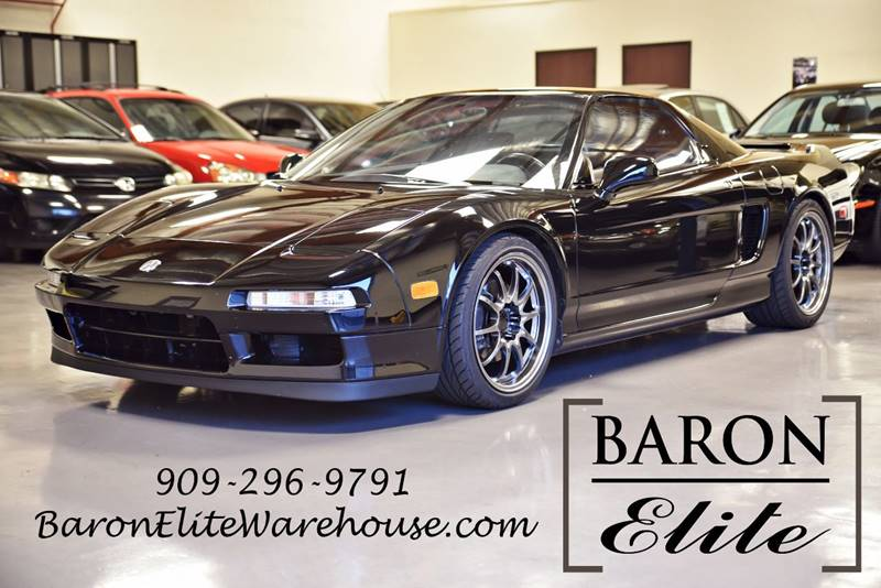 1994 Acura NSX for sale at Baron Elite in Upland CA