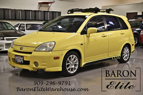 2003 Suzuki Aerio for sale in Upland, CA