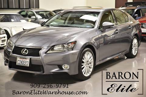 2013 Lexus GS 350 for sale in Upland, CA