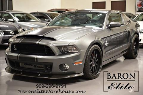 2013 Ford Shelby GT500 For Sale - Carsforsale.com®