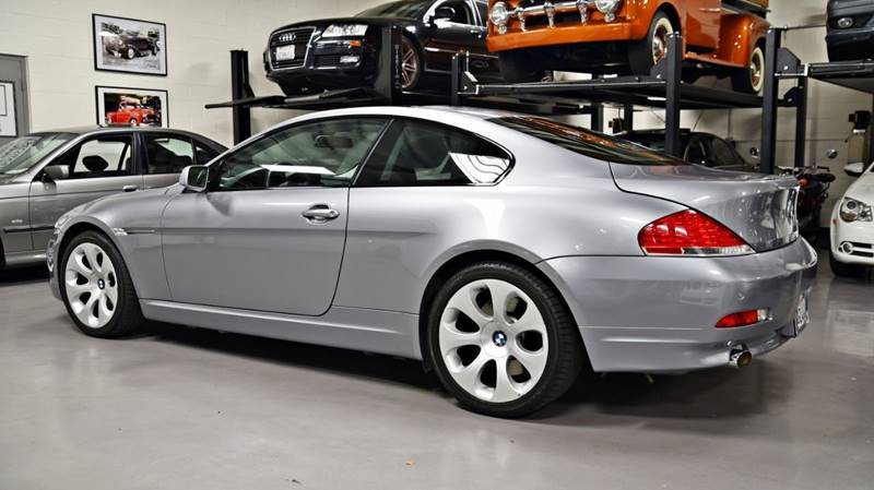 2006 Bmw 6 Series 650i 2dr Coupe In Upland Ca Baron Elite