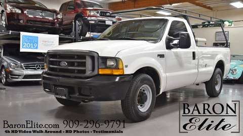 1999 Ford F-250 Super Duty for sale in Upland, CA