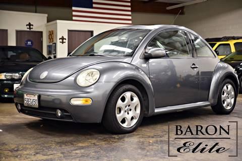 2003 Volkswagen New Beetle for sale in Upland, CA