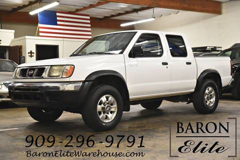 2000 Nissan Frontier for sale in Upland, CA