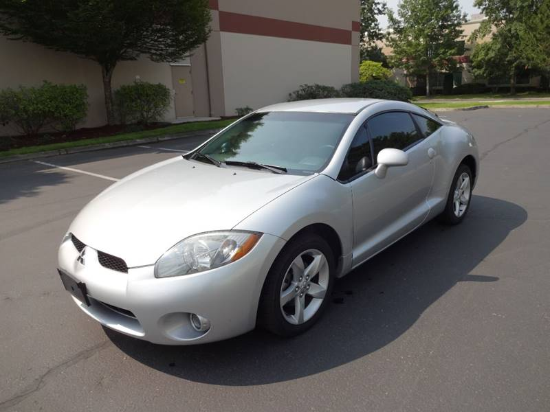 2007 Mitsubishi Eclipse For Sale At Reliable Auto Sales LLC In Auburn WA