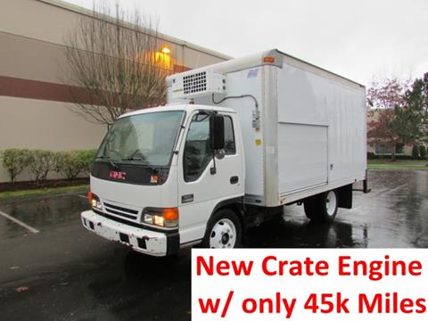 2002 GMC W4500 for sale in Auburn, WA