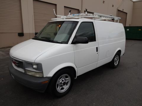 2003 GMC Safari Cargo for sale in Auburn, WA