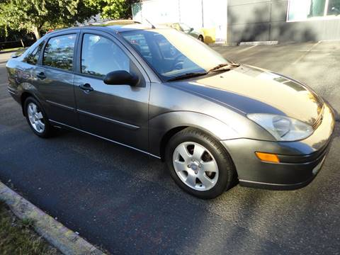 2002 Ford Focus for sale in Kent, WA
