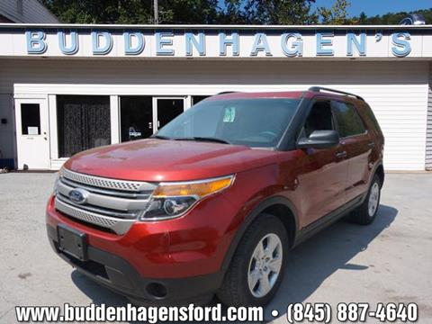 2014 Ford Explorer for sale in Hortonville, NY