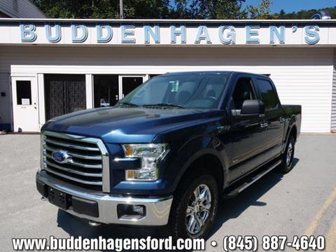 2015 Ford F-150 for sale in Hortonville, NY
