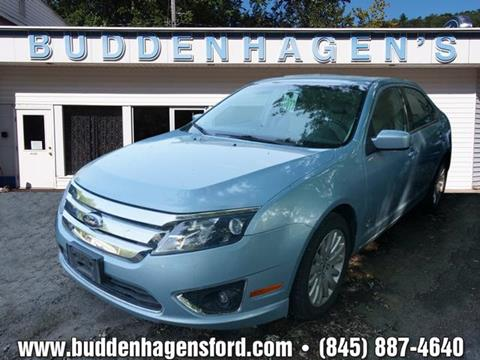 2010 Ford Fusion Hybrid for sale in Hortonville, NY