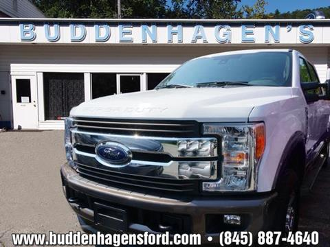 2017 Ford F-250 Super Duty for sale in Hortonville NY
