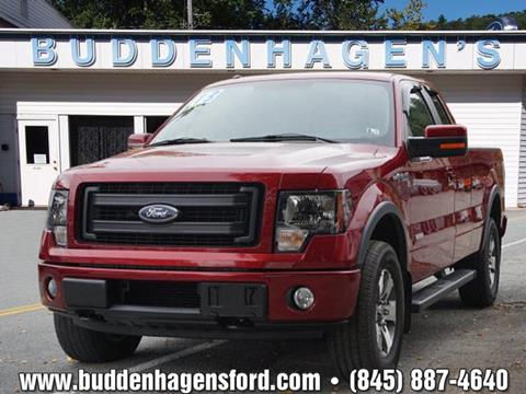 2013 Ford F-150 for sale in Hortonville NY