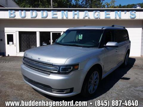 2016 Ford Flex for sale in Hortonville NY