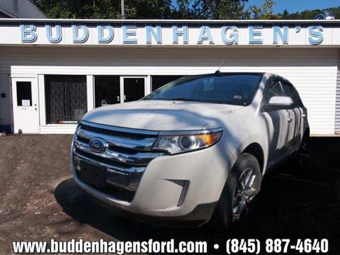 2013 Ford Edge for sale in Hortonville NY