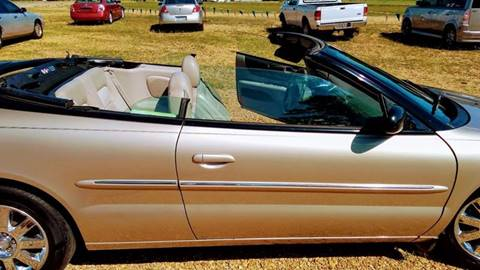 2004 Chrysler Sebring for sale in Pontotoc, MS