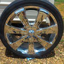"20"" devino road concept rims N/A for sale in Pontotoc, MS"