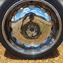 "24"" Tis Rims N/A for sale in Pontotoc, MS"