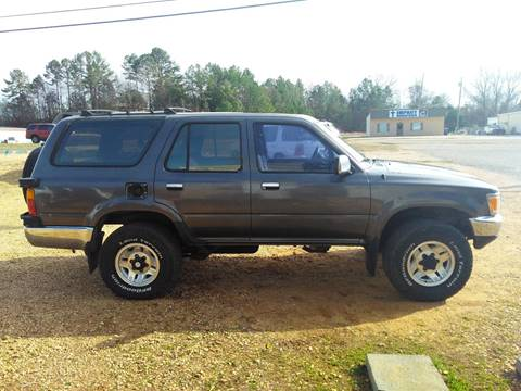 1991 Toyota 4Runner for sale in Pontotoc, MS